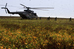 Vostok-2014 Military Exercise Simulates Clashes with Saboteur Commandos