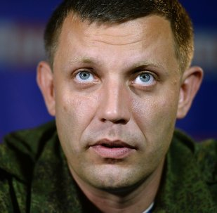 The Kiev government views the ceasefire only as a chance to prepare for the resumption of military action against independence supports and prepares to violate it, the leader of the self-proclaimed Donetsk People's Republic said Thursday.
