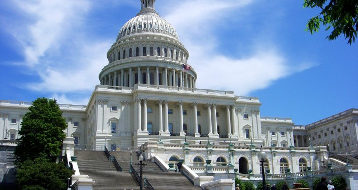 After being passed by the House of Representatives, the National Defense Authorization Act is now headed to the Senate where it is expected to be considered before the end of next week. Above: the US Senate.
