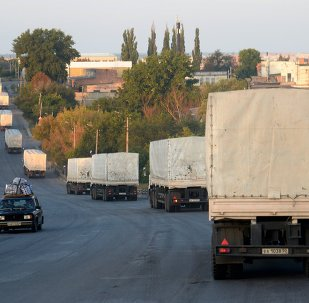Russia is preparing a new humanitarian aid convoy to be delivered to eastern Ukraine's Donetsk and Luhansk regions