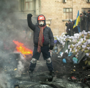 Situation in Kiev