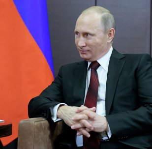 Russian President Vladimir Putin said Tuesday that Russia and Norway have good prospects in trade and expressed hope that the results of the joint work, accomplished in recent years, will not vanish.