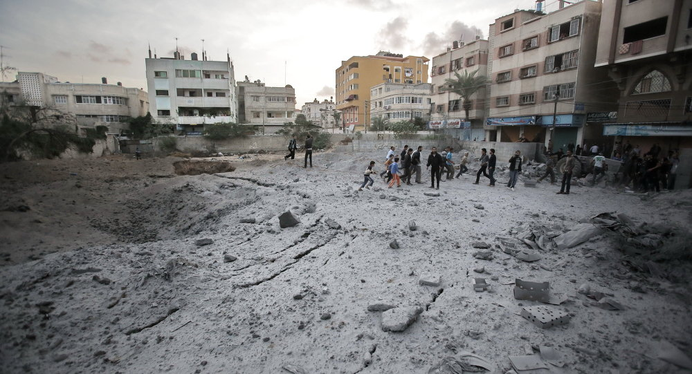Israel Continues to Pound Gaza as Ceasefire Talks Drag On