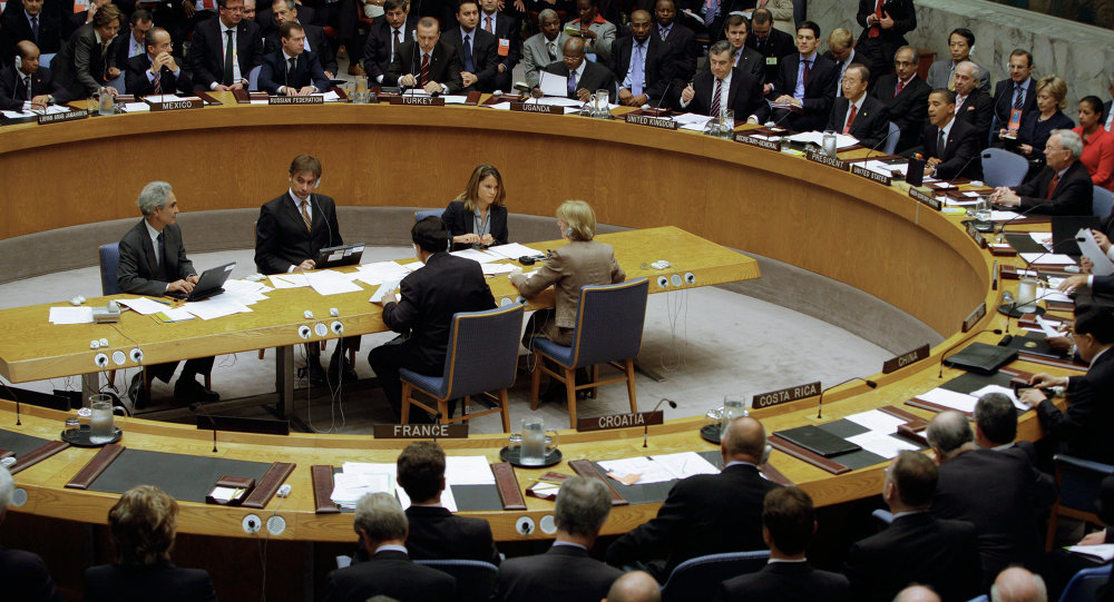 Russia has circulated a draft of the United Nations Security Council's resolution on Syria