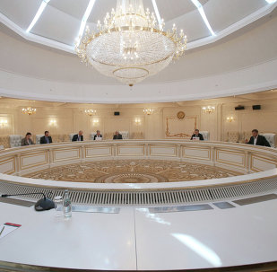 Meeting of Contact Group in Minsk
