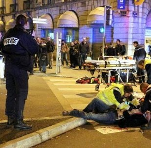 Car drove into crowds in 3 different locations in the Dijon