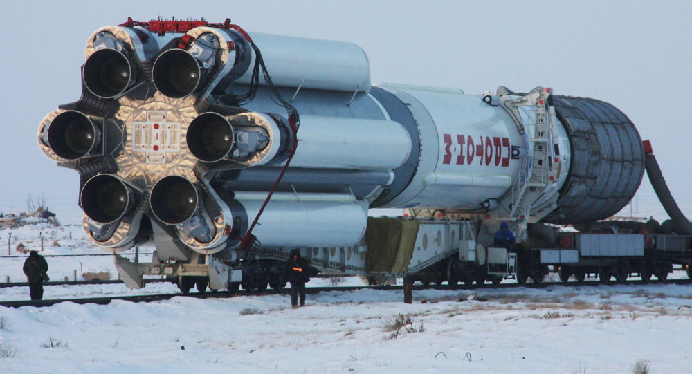 The Proton-M is the largest carrier rocket in Russia's space launch vehicle fleet.