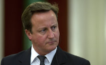 United Kingdom Prime Minister David Cameron