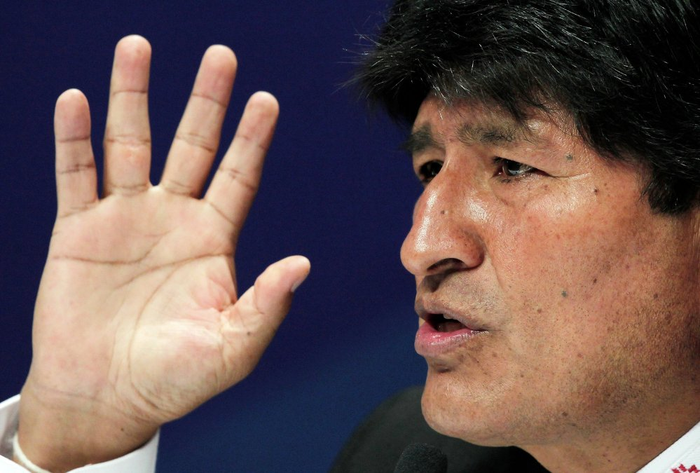 Bolivian President Praises RT for Being the Voice of Developing Countries