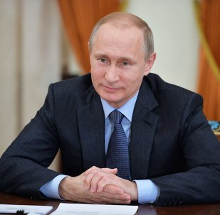 President Putin meets with ICRC President Maurer
