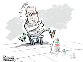 Netanyahu's One-Track Mind