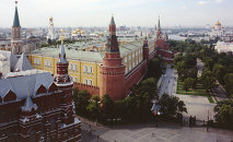 State History Museum and Moscow Kremlin