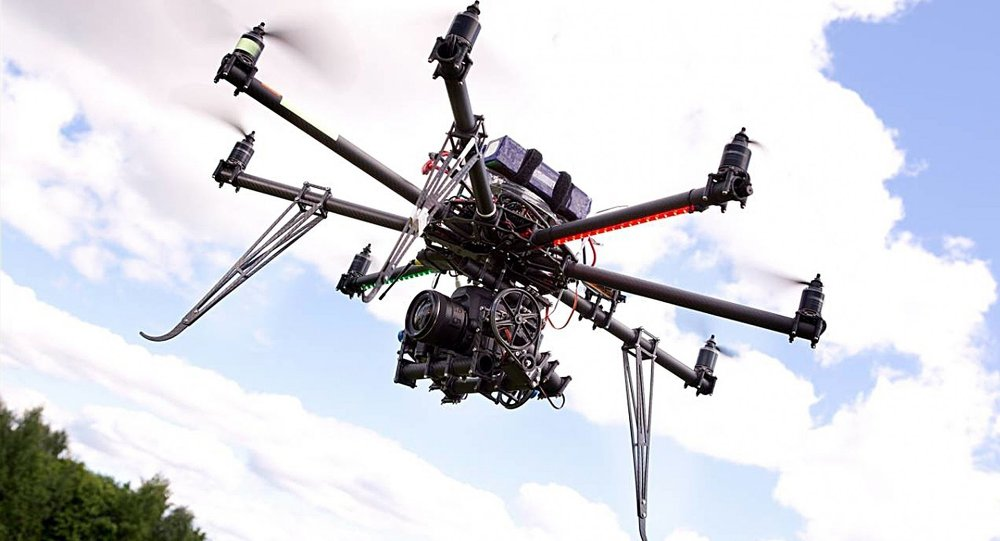 India to Become First Country to Use Weaponized Drones for Crowd Control