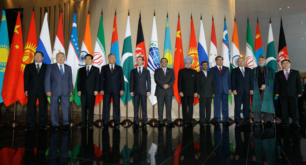 The Shanghai Cooperation Organization (SCO)
