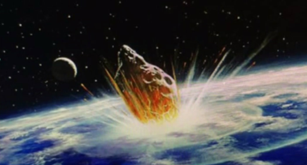 After 2012 Close Call, Giant Asteroid on Collision Course With Earth Again
