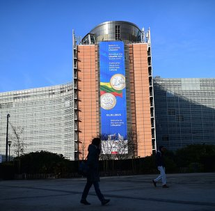 Headqurters of the European Commission in Brussels