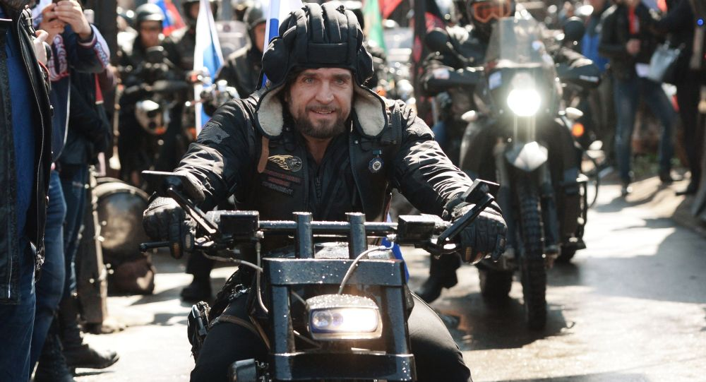 Riding in Spirit: European Bikers to Continue Russian Bikers` Victory Rally