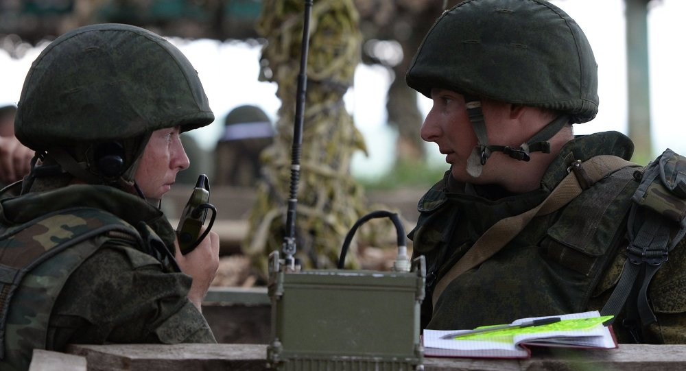 Central Military District's troops train in Chebarkul range