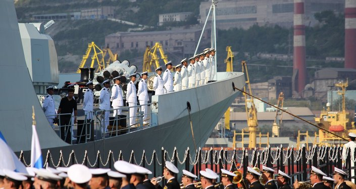 Russian-Chinese drills Joint Sea-2015 kick off in Novorossiysk