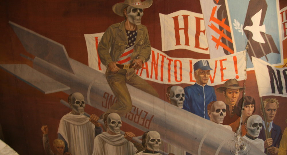 Confused by Own Propaganda: Americans Ready to Go to War...