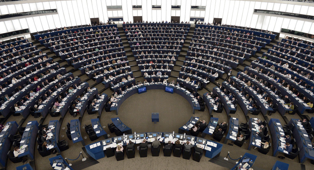Bad Diplomacy: EU Parliament Passes Anti-Russian...