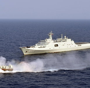 China, NATO Hold First Joint Anti-Piracy Drills in Gulf of Aden