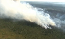 Saskatchewan wildfires force nearly 8,000 people out of homes