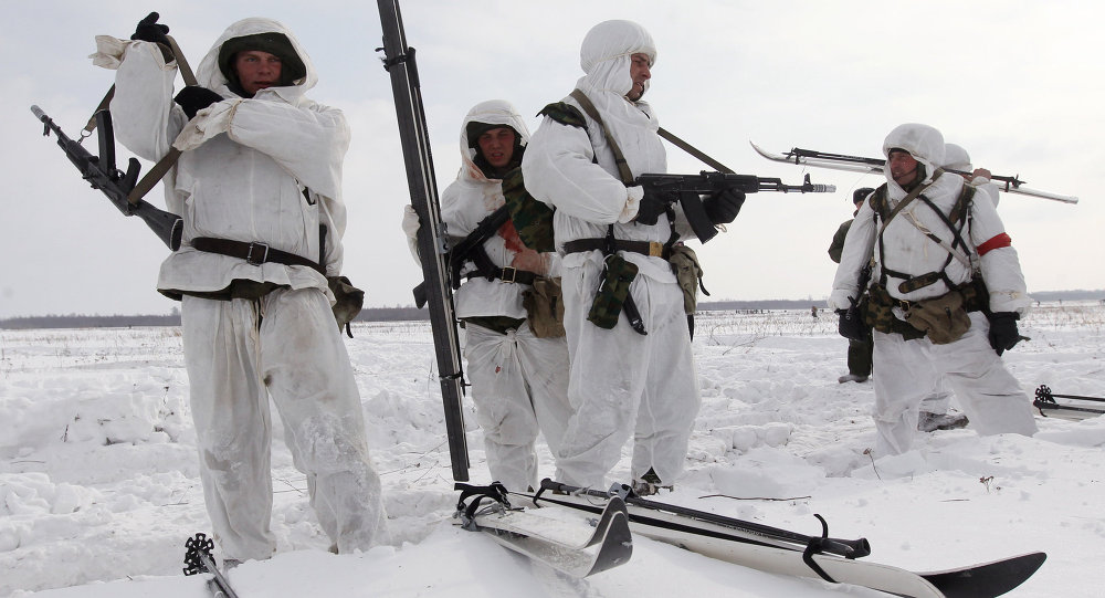 Russia's Arctic force may include paratroopers