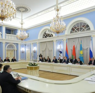 First session of EEU Intergovernmental Council