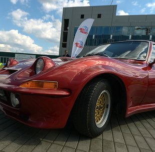 Vintage Viewing: Classic Supercars on Display in Moscow