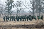 Tankers, mechanized infantry, artillery troops and engineering units started military exercises in the Leningrad and Pskov Regions