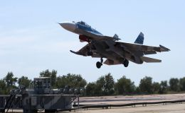 Like Riding a Bike: Russian Carrier Aviation Training Flights in Crimea