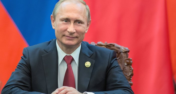 Russian President Vladimir Putin's visit to China. Day Two