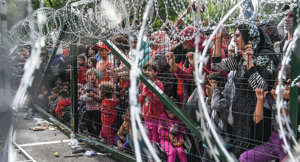 Thousands of Refugees 'Imprisoned' in Immigration Detention Centres Across Europe