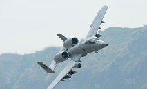 US Air Force A-10 Thunderbolt II