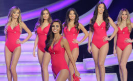 The Beauty of the Middle East: Miss Lebanon 2015
