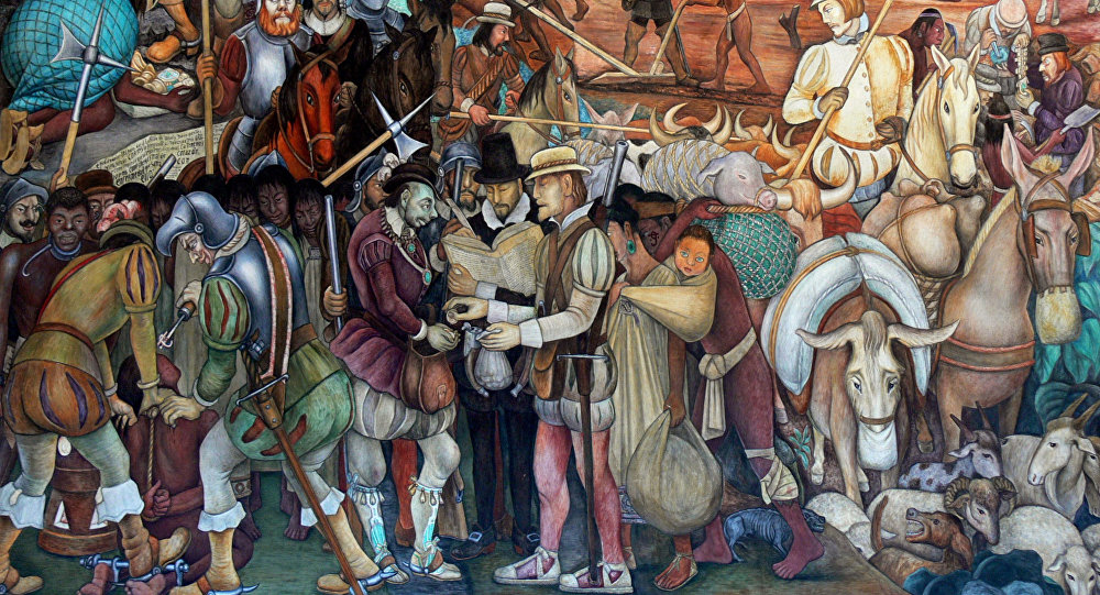 colonization of mexico conquest of the Colonization of the philippines about colonization began when a spanish explorer miguel lópez de legazpi arrived from mexico and formed the first european.