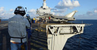 Gallic Might: Charles de Gaulle Aircraft Carrier Deployed Against ISIL
