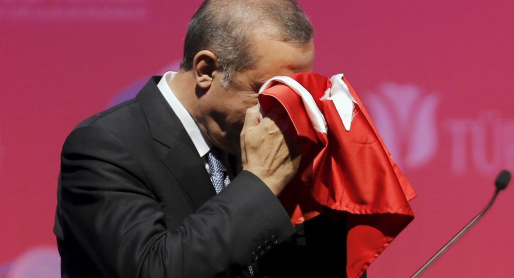 Time to Resign? Evidence Mounts of Erdogan's Involvement in Oil Smuggling