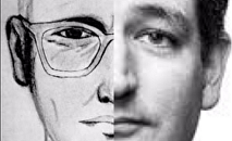 Meanwhile in Florida: 40% of Residents Believe Ted Cruz Might be the Zodiac Killer