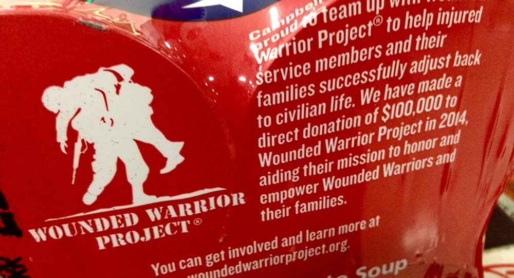 Wounded Warriors Project Campbell's Condensed Soup