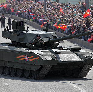 Locked and Loaded: T-14 Armata Tank, the Armored Pearl of Russia