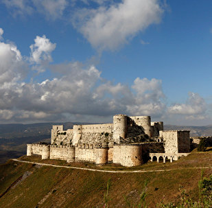 Tour to Unique Medieval-Era Crusader Castle in Syria