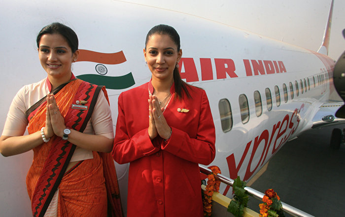 Size Matters: India's  Airlines set to fire dozens of overweight cabin crew, too much leeway already given - Sputnik International