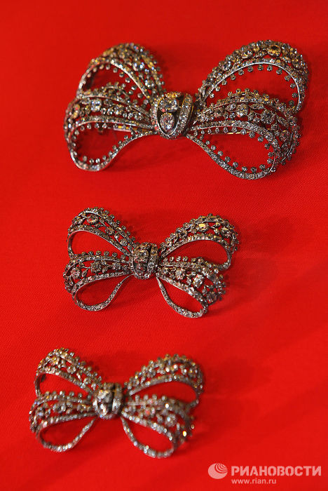 Russian royal jewelry