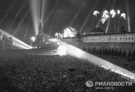 """It is impossible to describe everything that happened that day."" Moscow and Muscovites on May 9, 1945"
