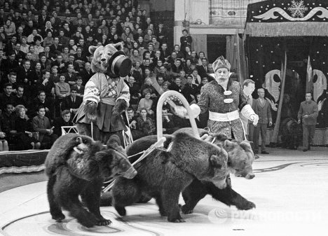 Moscow Circus on Tsvetnoi Boulevard: a show lasting for over a century