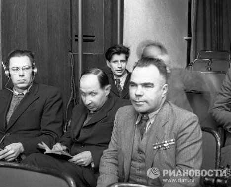 65th anniversary of Nuremberg trials