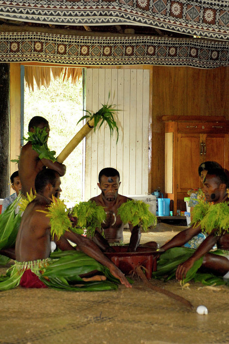 Fiji, the islands of firewalkers and former cannibals