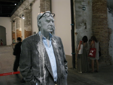 The entire world of contemporary art at the Venice Biennale